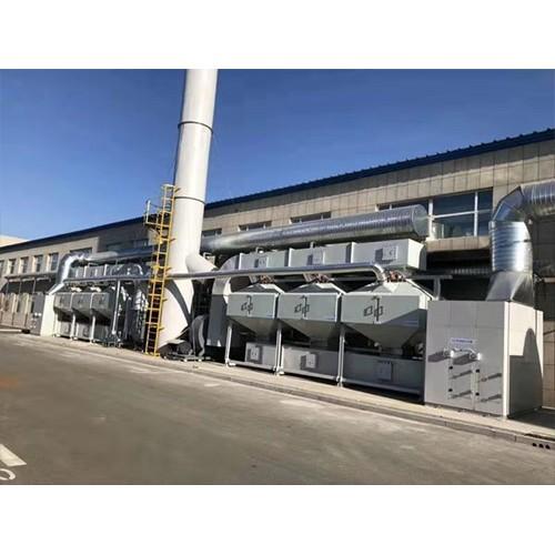 青海催化燃烧一体机制造企业_泰州俊志环保厂家定做