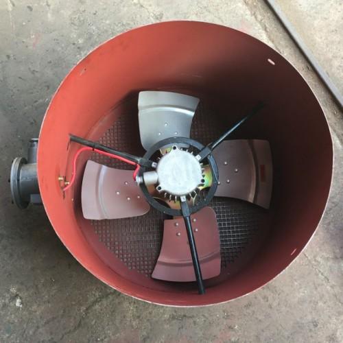 防爆电机风机 BG防爆变频电机通风机 防爆电机散热风机