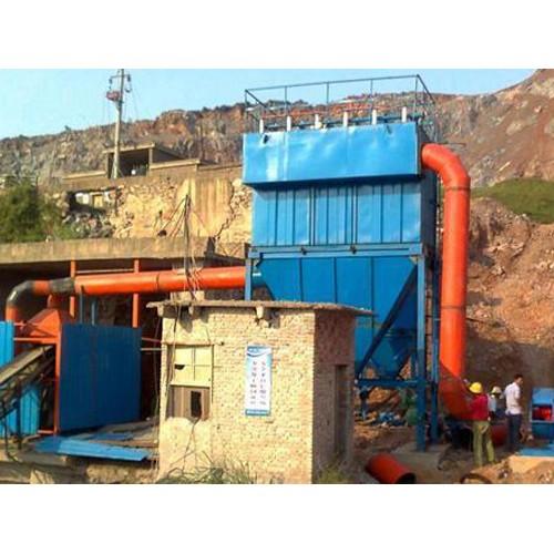 北京石料厂布袋除尘设备_昱玮环保设备定制碎石厂除尘器