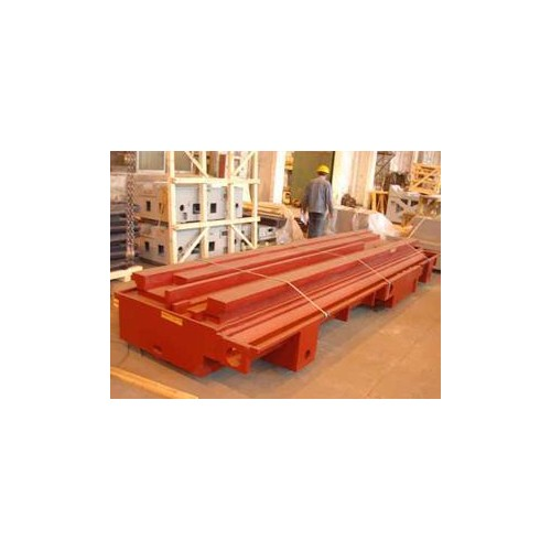 黑龙江机床铸件加工-峻和机械加工订做端面铣床铸件