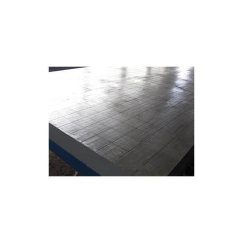 山西铸铁平台加工_峻和机械加工订做铸铁划线平台