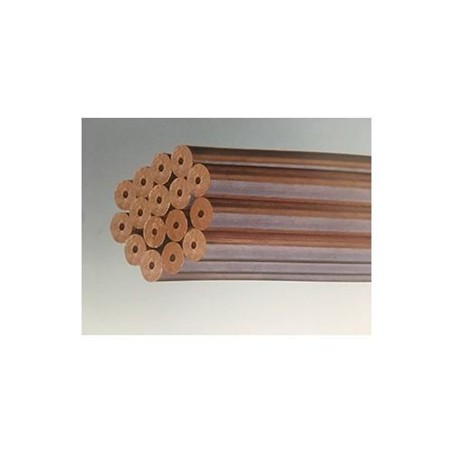 北京黄铜管加工厂家~通海铜业厂家定制焊接铜管