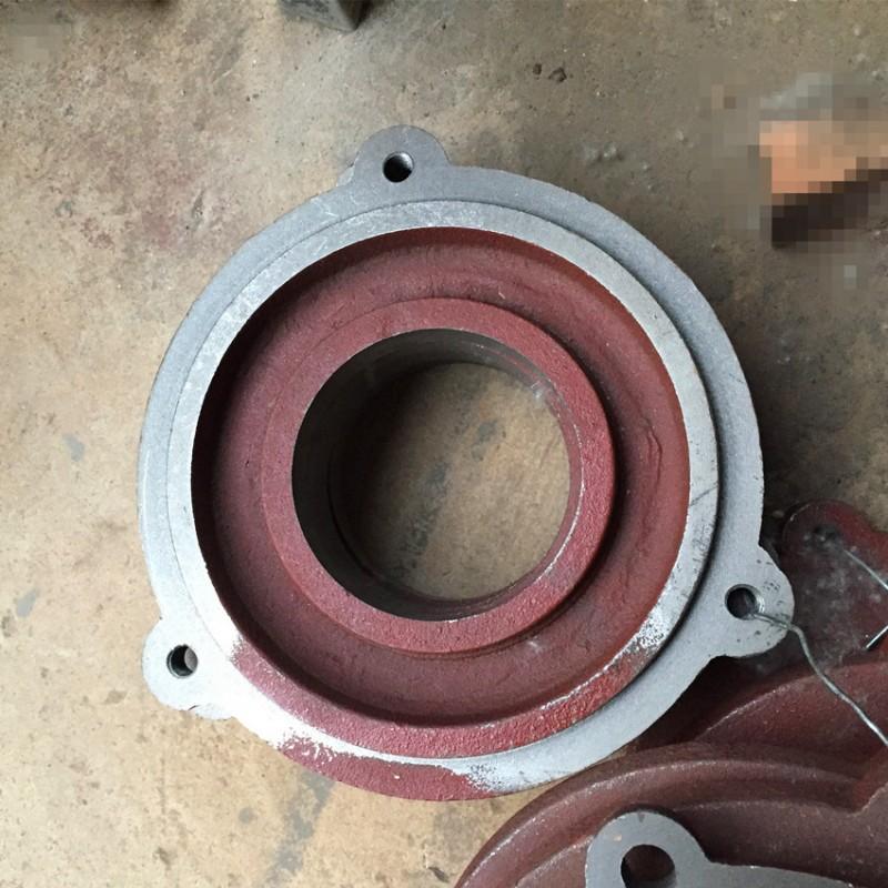 滑环电机端盖 YZR轴盖 电动机轴盖 起重电机轴盖 永动