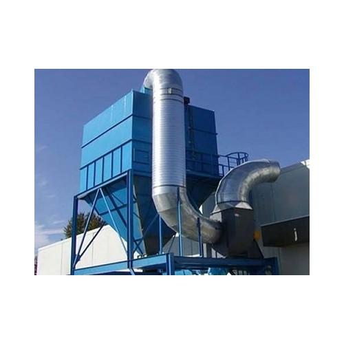 北京布袋除尘器~河北恒洁除尘设备~承接订做除尘骨架