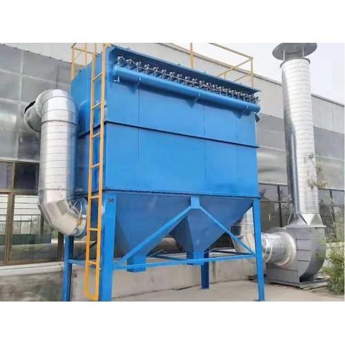 辽宁脉冲单机除尘设备-濯海环保设备制造MC脉冲布袋除尘器