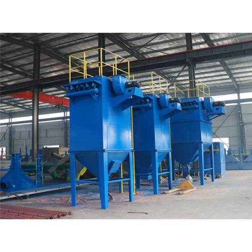 江西九江单机布袋除尘器生产|九州环保|除尘设备源头厂家