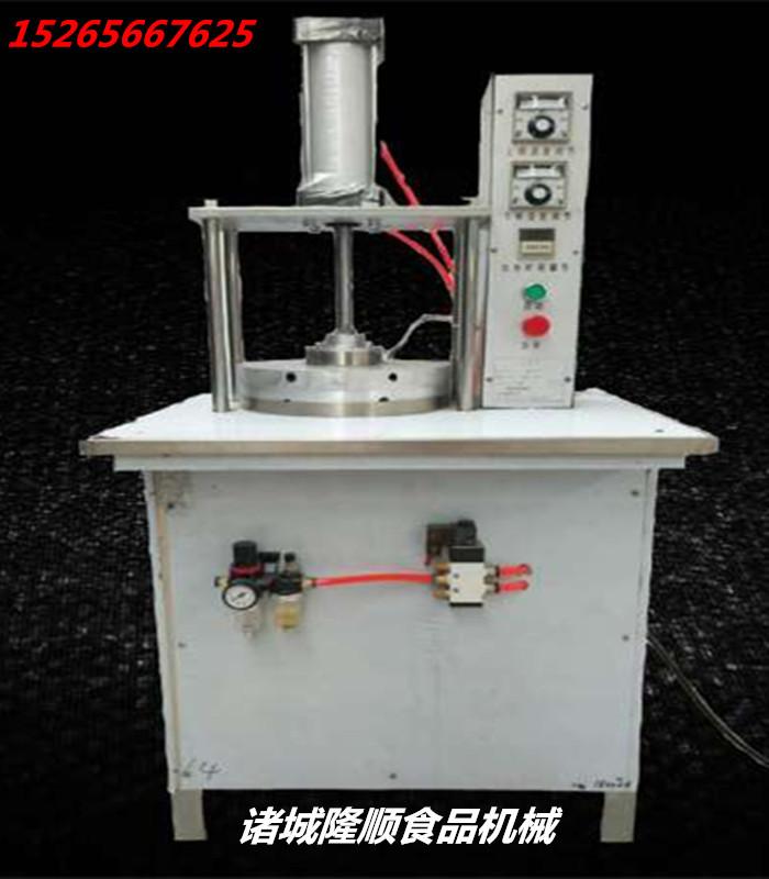 数控多功能圆形超薄压饼机 电动东北筋饼机 包邮送货
