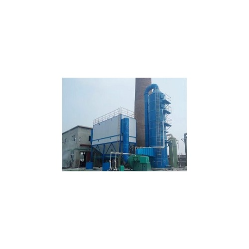 山西锅炉布袋除尘器订制/超洁环保生产加工