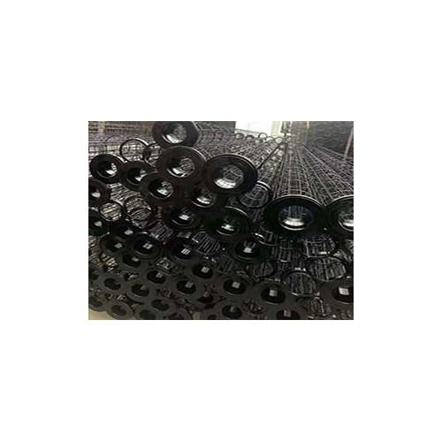 河南濮阳圆形除尘袋笼厂家|正威环保|布袋骨架费用