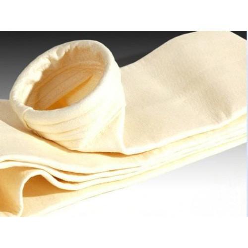 宁夏亚克力针刺毡除尘布袋定做/洁信环保加工除尘布袋
