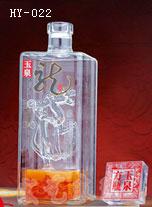 江西玻璃工艺酒瓶厂家销售|宏艺玻璃值得信赖