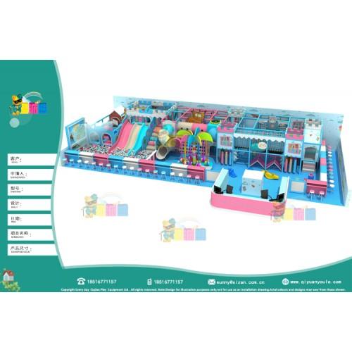 合肥儿童乐园厂家,室内儿童乐园,儿童主题乐园定制,儿童滑梯
