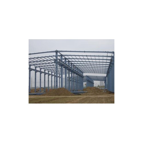 崇文彩钢钢构工程企业-福鑫腾达彩钢厂家订做钢结构连廊