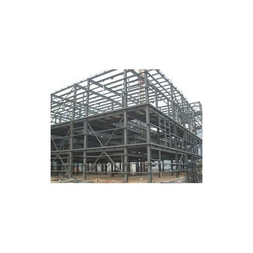 怀柔钢结构制作厂家~福鑫腾达彩钢钢构厂家订制钢结构安装工程