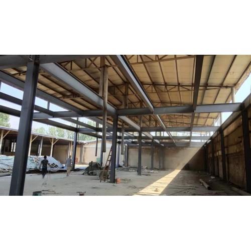 丰台钢结构多少钱厂家-福鑫腾达彩钢钢构工程施工钢结构升顶
