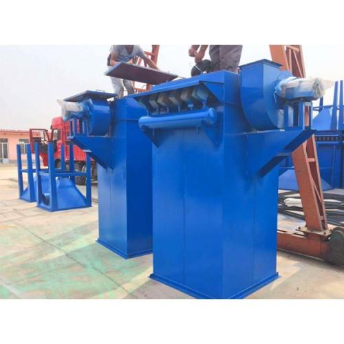 陕西西安水泥厂布袋除尘器型号参数|九州环保|专业制造二十年