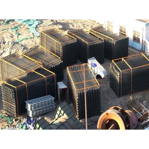 四川南充电厂除尘器骨架龙骨厂家|九州环保|筋粗长度定制