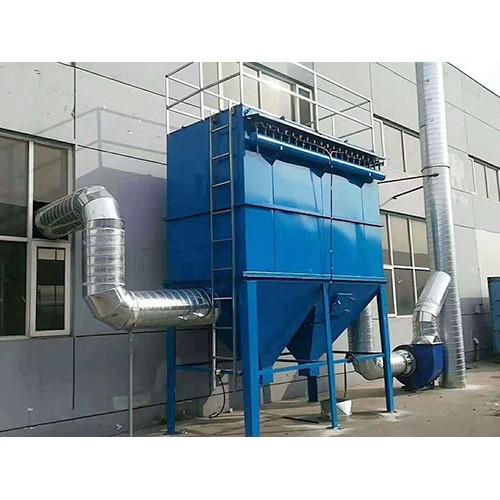安徽单机布袋除尘器生产-津德环保加工订做生物质锅炉除尘器