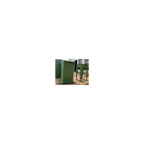 海南三亚单机脉冲除尘器「易尘环保」单机除尘器/优良设计