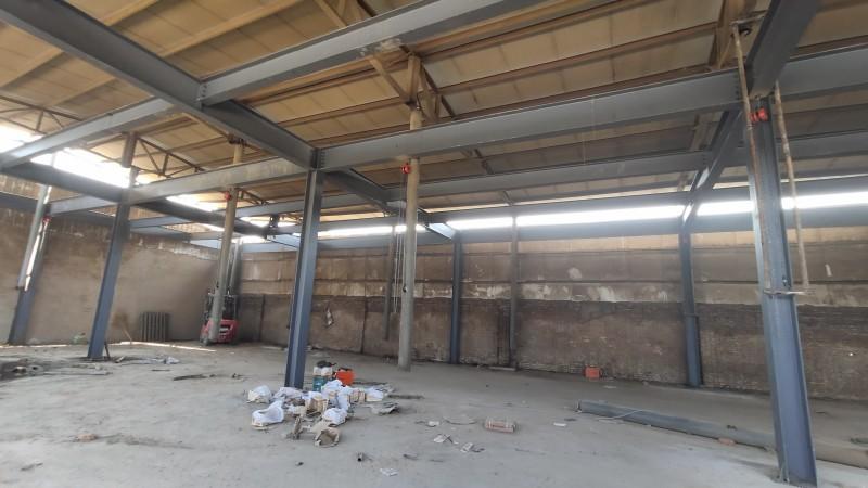 河北钢结构工程公司定制-福鑫腾达彩钢厂家定做钢结构框架