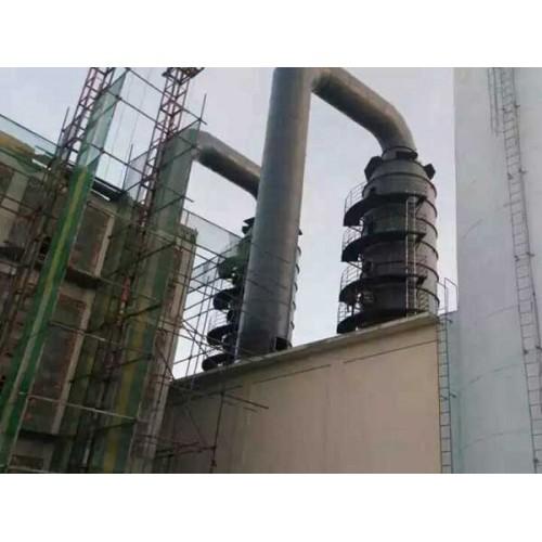 甘肃兰州脱硫脱硝除尘器「聚风环保」锅炉脱硫除尘器@规格多样