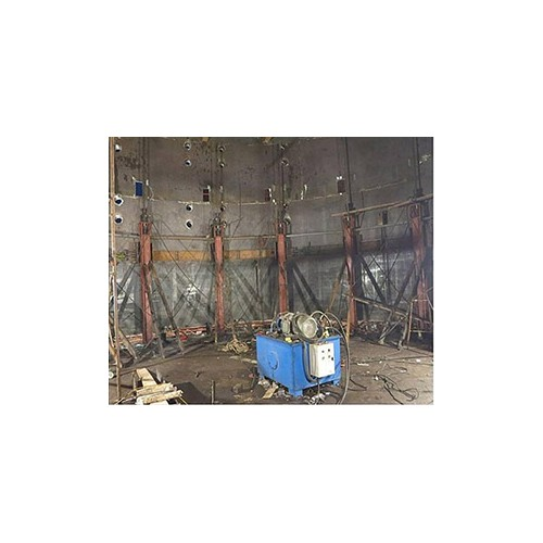 新疆液压提升设备制造企业-鼎恒液压-厂家定做液压泵站