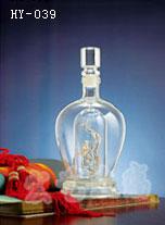 河北龙瓶厂家销售|河间宏艺玻璃量大优惠