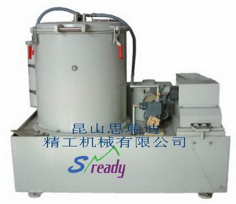 江苏紧凑型振动研磨机振动光饰机抛光污水废水处理设备
