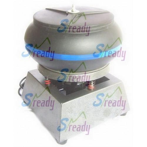 杭州五金精密零件去毛刺抛光用小型振动研磨机 小型振动光饰机