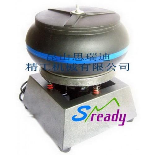 上海小型振动光饰机 迷你振动研磨机 桌上型震动抛光机