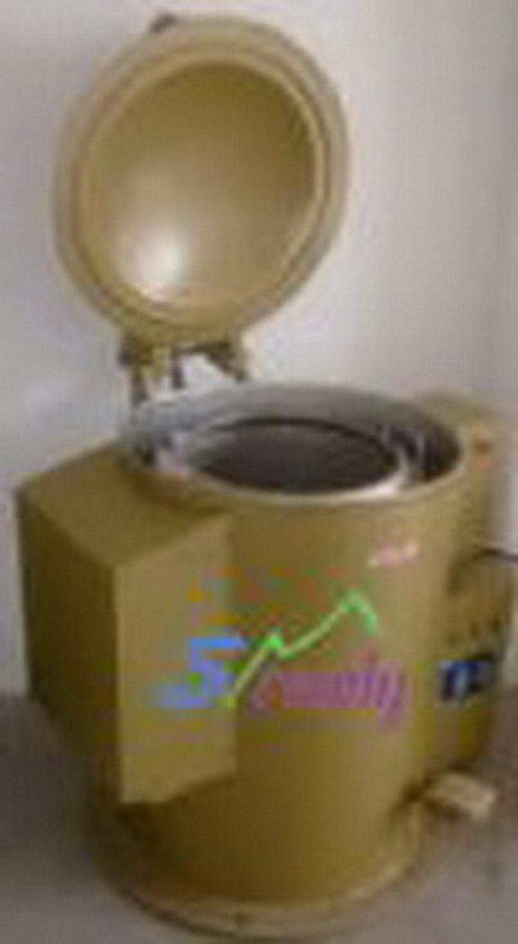 昆山金属冲压零件脱水烘干机 金属件离心甩干机 离心烘干机