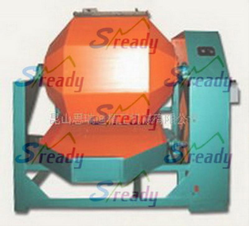 昆山金属冲压件去毛刺去合模线抛光滚筒研磨机  滚筒光饰机
