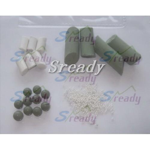 苏州高铝瓷抛光石 高铝瓷精磨石 研磨石 精磨材料 抛磨料