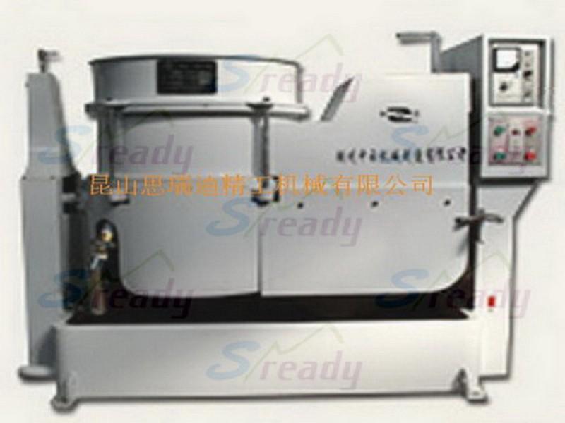 上海橡胶件密封圈去毛刺去毛边涡流研磨机 涡流抛光机 光饰机
