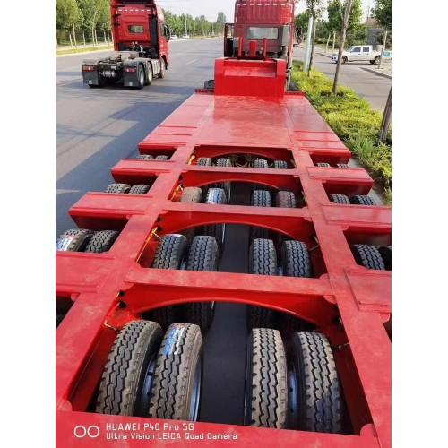 特种车生产厂家 16米特种车拖挂底盘  工程机械运输车