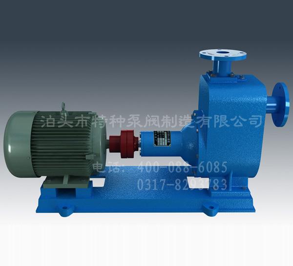内蒙古齿轮油泵加工-泊特泵厂家直营CYZ型自吸式离心油泵