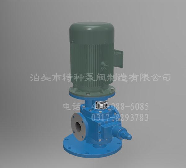 四川油泵订制生产-泊头特种泵阀厂价零售立式圆弧齿轮泵