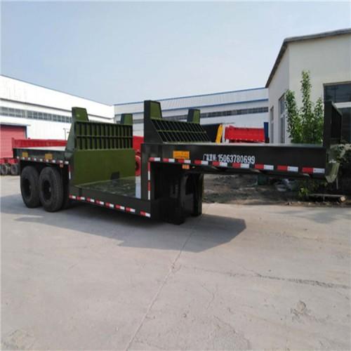 铁水钢包运输车 山东梁山厂家生产出口钢包半挂车配置