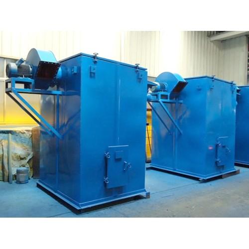 山西锅炉脉冲除尘器企业|河北泰琨环保加工定做DMC单机除尘器