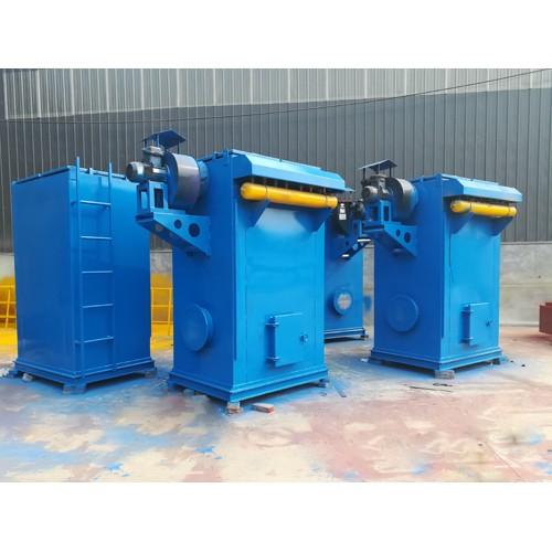 福建单机布袋除尘器企业/河北泰琨环保机械来图加工单机除尘器