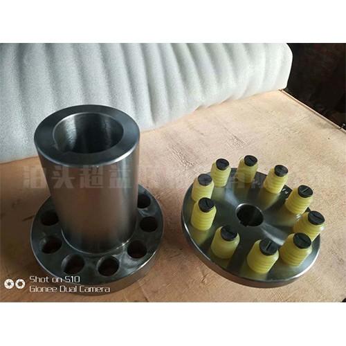陕西弹性柱销齿式联轴器厂家供应/泊头超益联轴器性能稳定