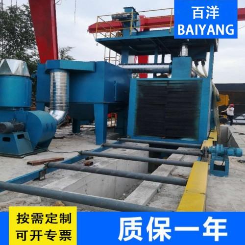 通过式抛丸机 钢结构钢板通过式抛丸机  生产厂家