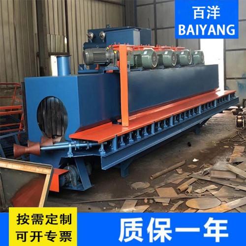钢管抛丸机 钢管通过式抛丸机生产厂家