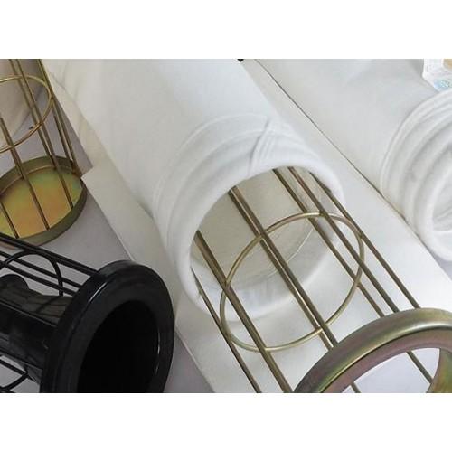 山东济宁涤纶针刺毡除尘布袋生产|九州环保|自织布厂家