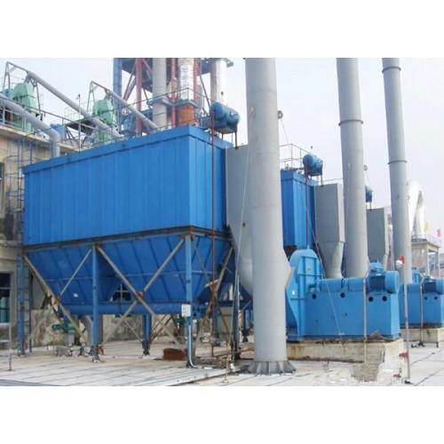 陕西西安脉冲袋式除尘器维修改造|九州环保|工程承接资质
