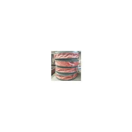 上海非金属补偿器「航润管道」波纹管软管出售