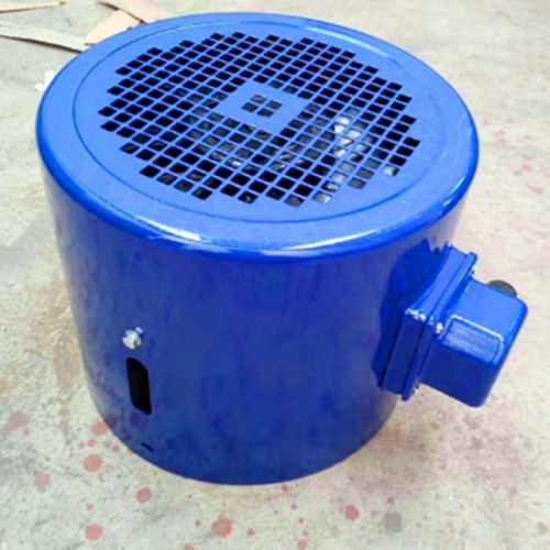 YEJ电磁制动电机用通风机 带制动孔风机 YEJ风机