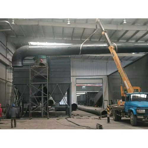 江苏脉冲布袋除尘器生产-东华顺通环保设备制造脉冲除尘器
