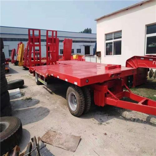 全挂车托板生产厂  8米7米全挂车配置参数