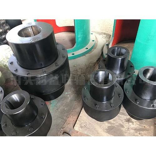 安徽梅花形弹性联轴器生产厂家/泊头超益联轴器